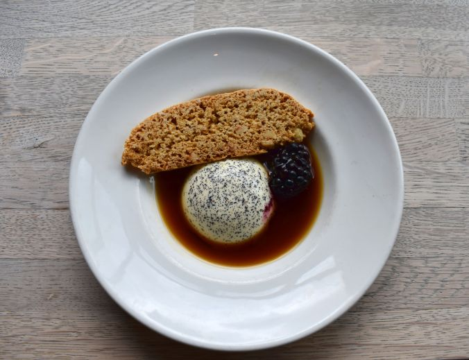 Cowshed Panna cotta